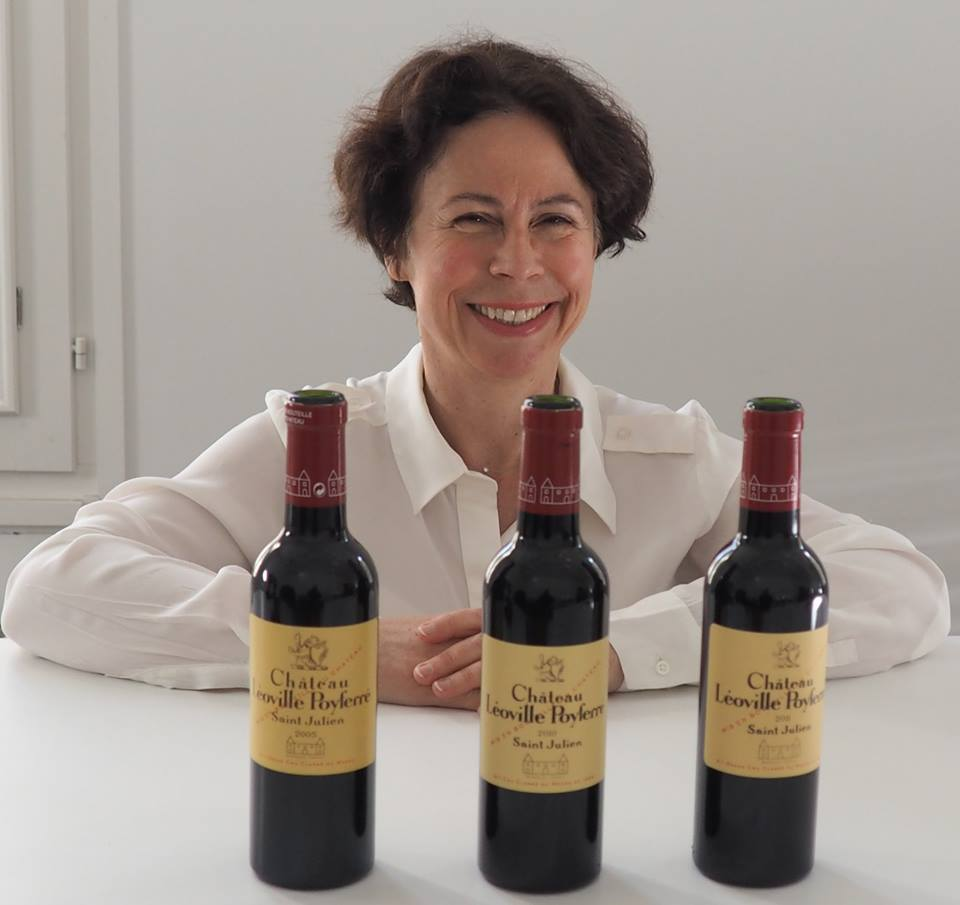 Anne Cuvelier from Leoville Poyferre